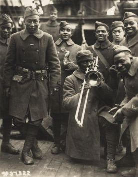 blog ww1 jazz